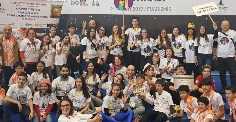 FİRST LEGO LEAGUE TURNUVASI